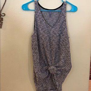 NWOT Jolie Cozy Grey Shirt Size M